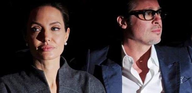 La guerre est à nouveau déclarée entre Angelina Jolie et Brad Pitt