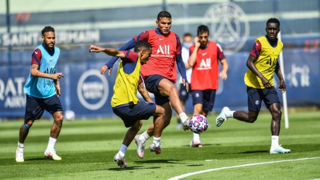 Ligue des Champions: Gana Gueye et le PSG préparent l'Atalanta