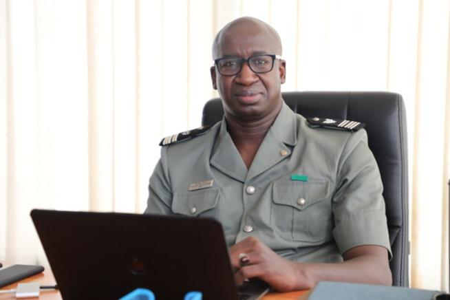 Leadership des Douanes sénégalaises : L'inspecteur principal des Douanes, Demba Seck, nommé administrateur technique à l'OMD