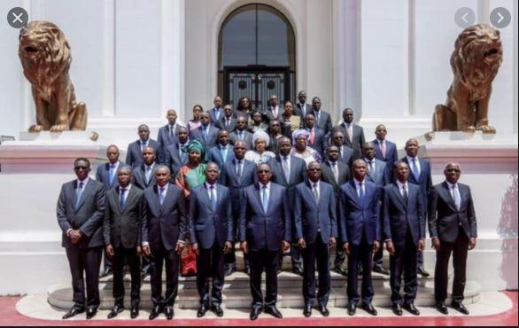 Communiqué du conseil des ministres du Mercredi 12 Août 2020