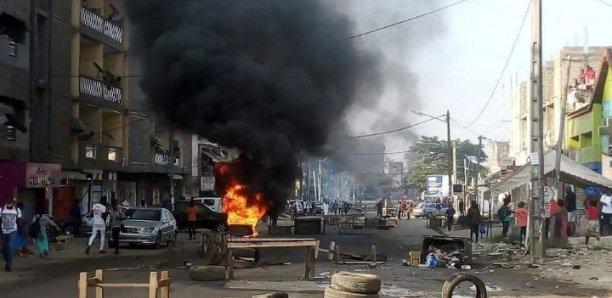 Marche de l'opposition : des manifestations enregistrées dans plusieurs villes de l'intérieur du pays et à Abidjan