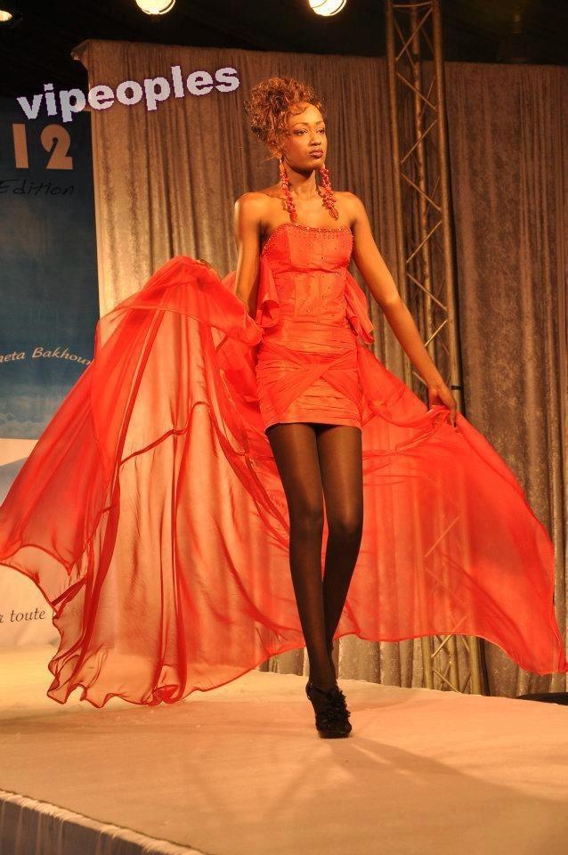 Nana Thiam montre ses atouts sur le podium