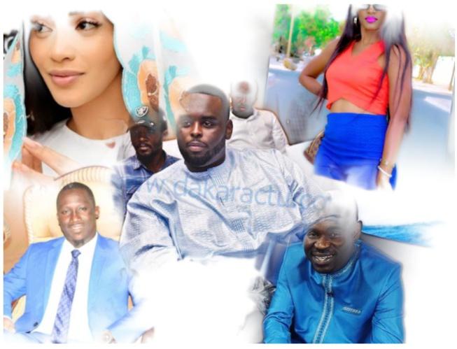 100% PEOPLES LES FRASQUES SUR ADJA DIALLO, POTE, PAPE CHEIKH, AMADOU SALL, QUEEN BIZ, et sur la liberté de Djidiack Diouf...