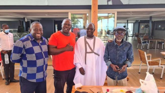 Soutien: Pape Diogoye Faye, le Dg de Directnews offre 500 milles au tigre de Fass, Mbaye Gueye