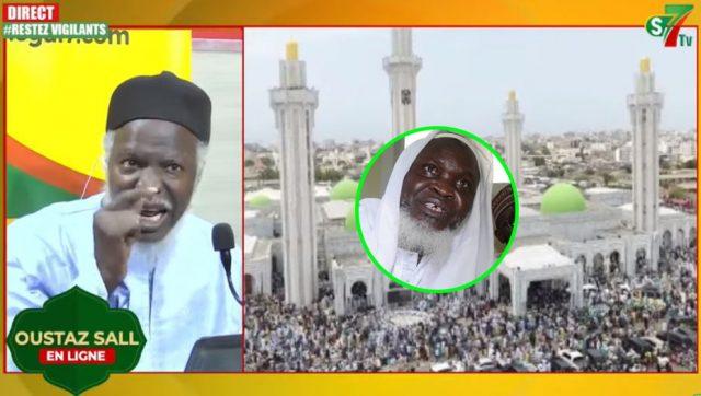Oustaz Alioune Sall sur l'annulation du Magal et Gamou: « Imam Ndao limou wakh thi République moy… »