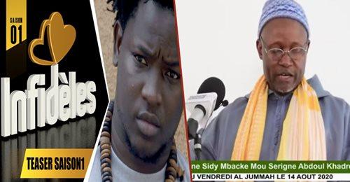 Polémique sur la série « infidèles » : La Réaction surprenante de Serigne Sidy Abdou Khadre