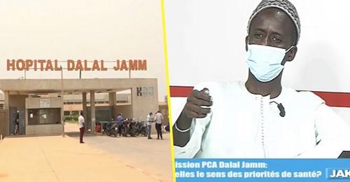 Fou malade sur la démission du PCA de Dalal Diam : « Sokhla nagne citoyen you mélni Pape Touré ndakh »