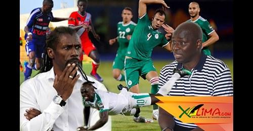 CAN: ces révélations de Gomis qui risquent de perturber le sommeil de Aliou Cissé