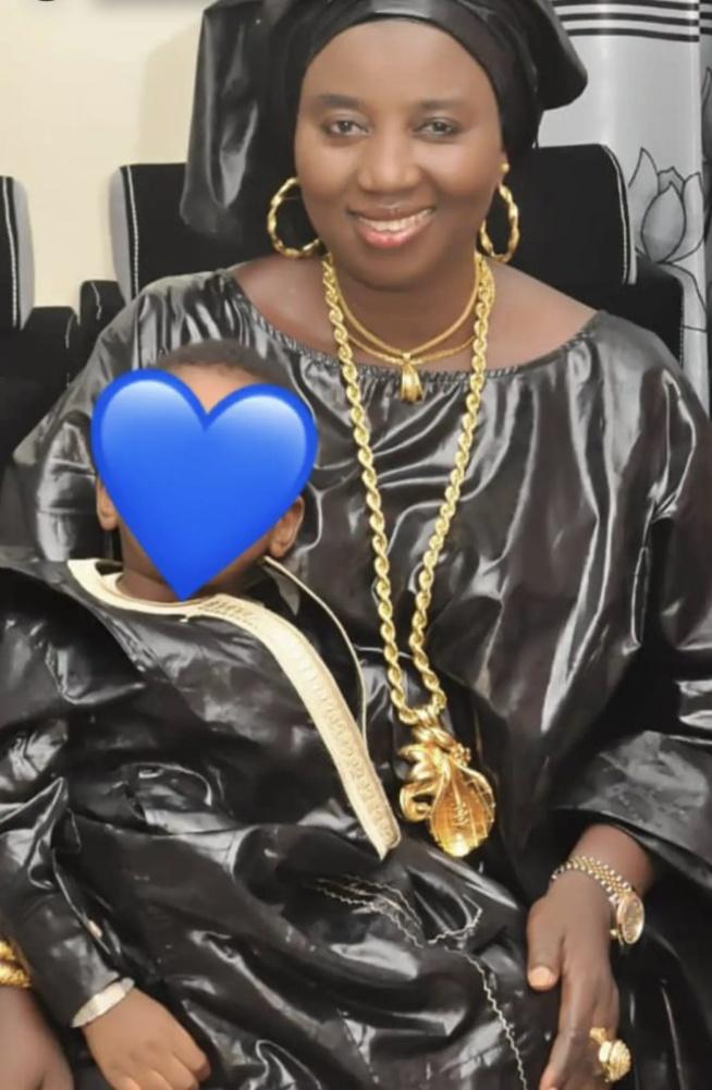 Cheikhou Kouyate PREND DU BON TEMPS EN FAMILLE