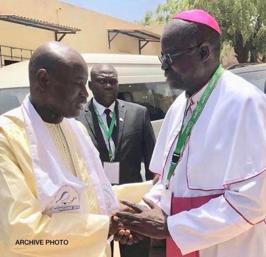 Lutte contre la Covid-19: Aly Ngouille Ndiaye magnifie l'engagement du Clergé catholique
