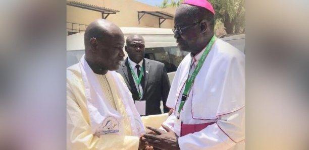 Riposte contre la Covid-19 : Aly Ngouille Ndiaye salue l'engagement de l'Eglise