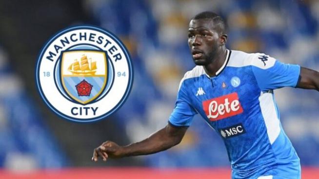 Kalidou Koulibaly d'accord avec Manchester City, voici le salaire convenu