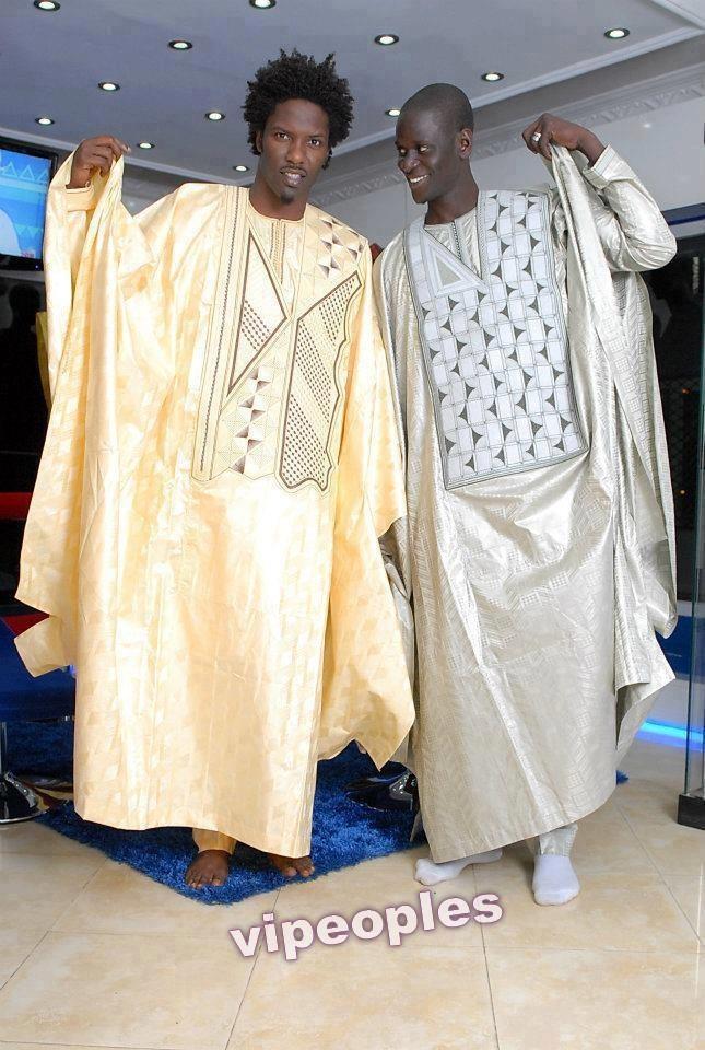 On adore le look de  ces deux Ndananes