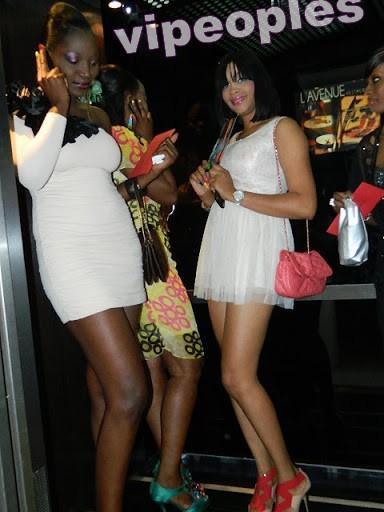 Adja Ndoye : Je n'ai pas gaché ma vie, je suis belle et je suis de nationalité française!