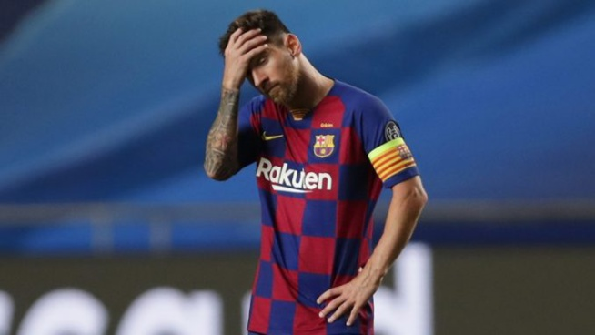 Possible départ de Lionel Messi : Le FC Barcelone réagit