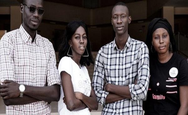 Concours international de l'UNESCO sur l'Intelligence artificielle en Afrique : 4 étudiants de l'UGB de Saint-Louis sur le trône