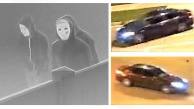 Incendie de Denver: La police recherche trois suspects masqués