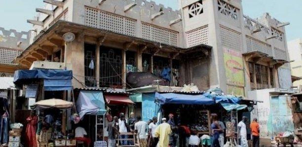 Rénovation du marché Sandaga : L'Unacois Jappo menace AKF d'une plainte