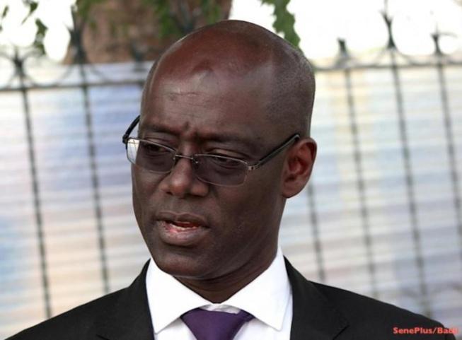 «Le protocole de l'Élysée: Confidences d'un ancien ministre sénégalais du pétrole»: Nouveau ouvrage de Thierno Alassane Sall!
