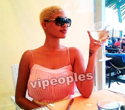 Adja Diallo , la « Zahia Africaine ou pas?