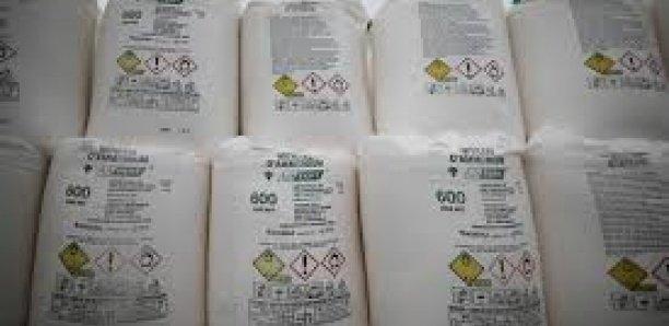 Nitrate d'ammonium au port : « Les dégâts peuvent aller d'une irritation pulmonaire à l'explosion sur 5 km »