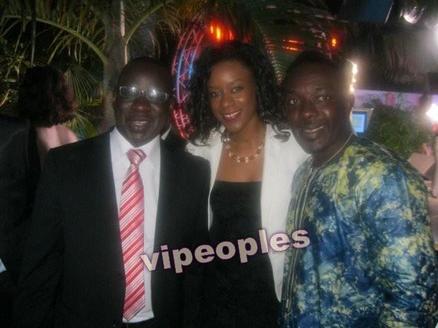 Dyana Seck, Mbagnick Diop souche et Mbaye Dièye Faye
