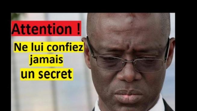 Thierno Alassane Sall déballe et choque le pouvoir :Le palais dans tous ses états tire sur lui…