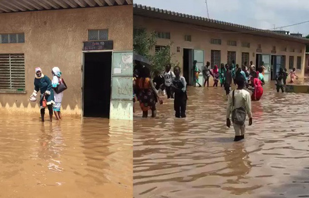 Cfee et inondations: Les explications du ministre de l'Education!