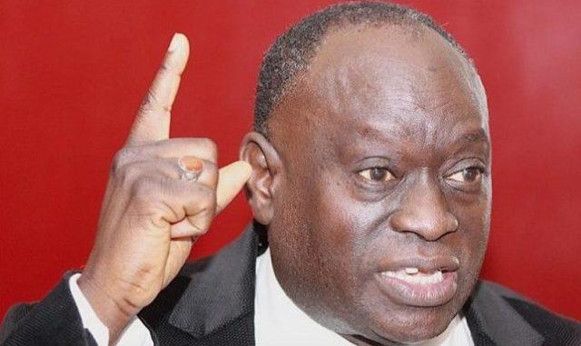 Me El Hadji Diouf prévient Macky : «Ce qui est arrivé à IBK peut lui arriver»