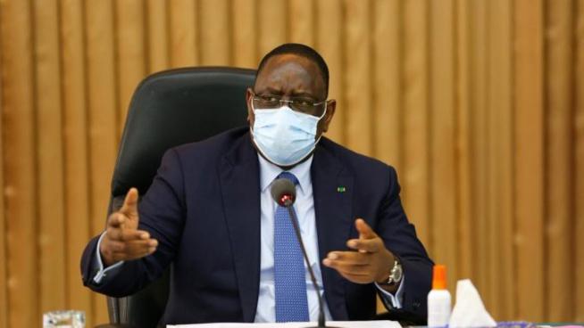Coronavirus : Macky Sall envoie ses deux meilleurs éléments dans la sous région (photos)