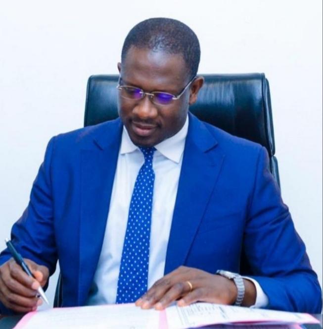Les aventures prodigieuses de TAS : le Chapatin nouveau est arrivé ! par Moise SARR Secrétaire d'Etat aux Sénégalais de l'Extérieur