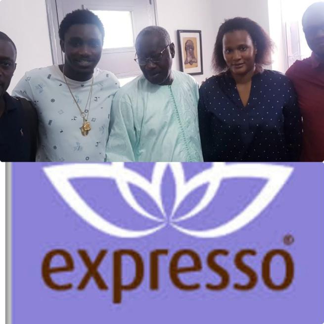 Urgent: El Hadji Ndiaye tape fort, la puce 2s Mobile vient de signer avec l'opérateur Expresso