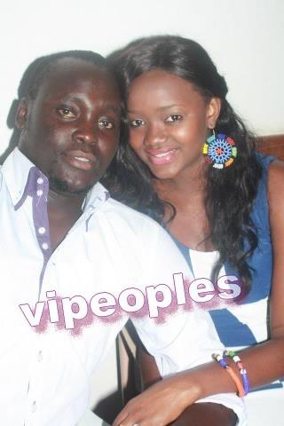 Fatou Thioune et son mari