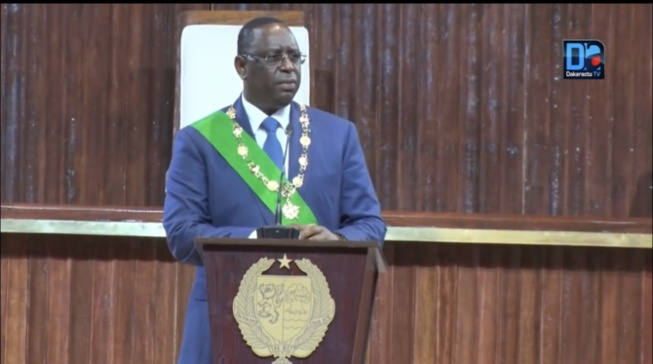 Conseil constitutionnel - Le 3ème mandat de Macky Sall déjà validé