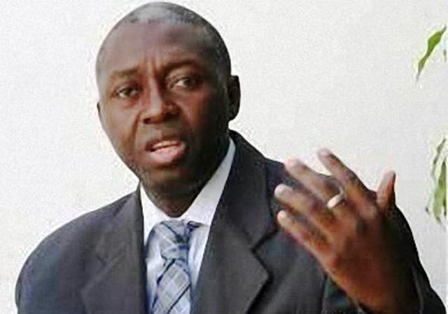Mamadou Lamine Diallo, Tekki: « Les troisièmes mandats sont des coups d'Etat »