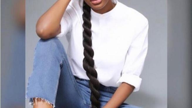 Aicha Ballago Seck, la sœur de Wally Seck Sexy avec son jean boyfriend dévoile sa forme du moment (photos)