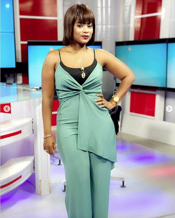 Merry Beye Diouf : Une beauté qui donne envie de regarder la télé …