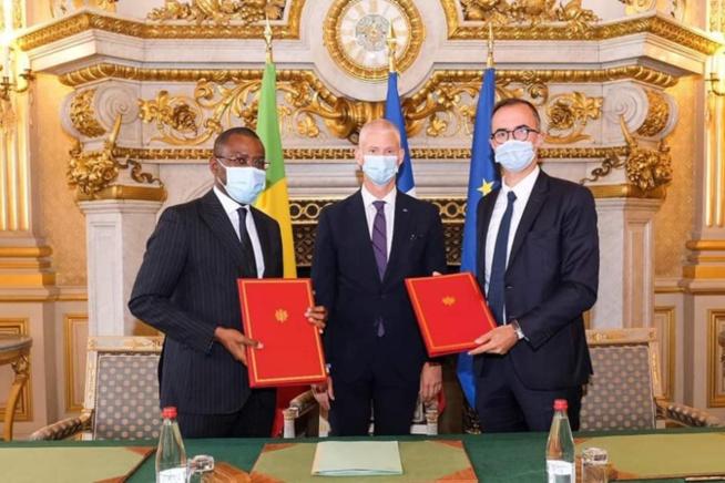 FRANCE : HOTT et la BPI signent le contrat de financement pour la pré-exploitation du TER