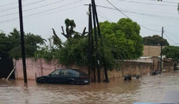 Fortes pluies à Kaffrine : plusieurs quartiers sous les eaux, les populations appellent à l'aide