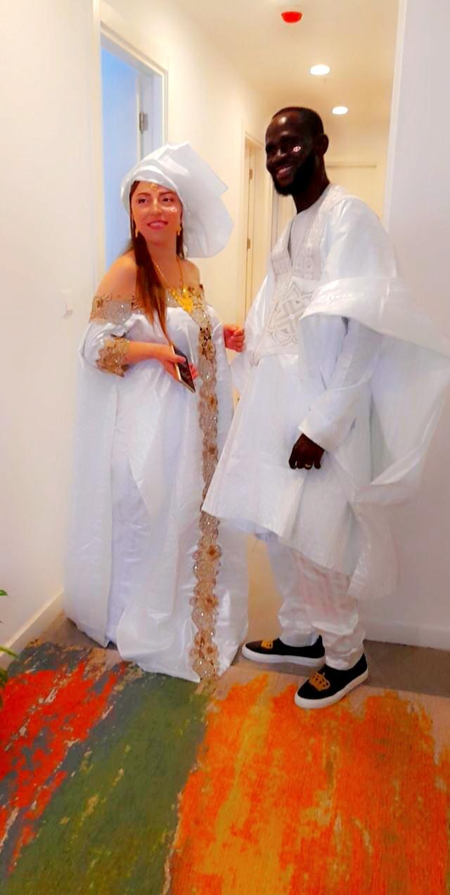 Baptême du fils de l'habilleur des star et célébrités en Turquie, Ouz Paradise donne le nom à son guide Cheikh Ahmadou Bamba