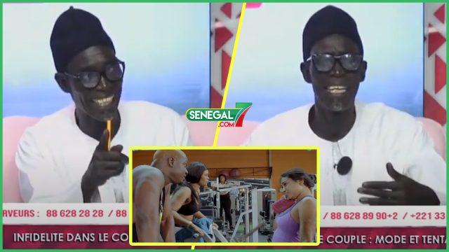 Père Mbaye Ngoné: « Litax Djiguène Di Infidèle… Lolu Mo Raw Drogue… Dieukeureum Dafay Télla… »