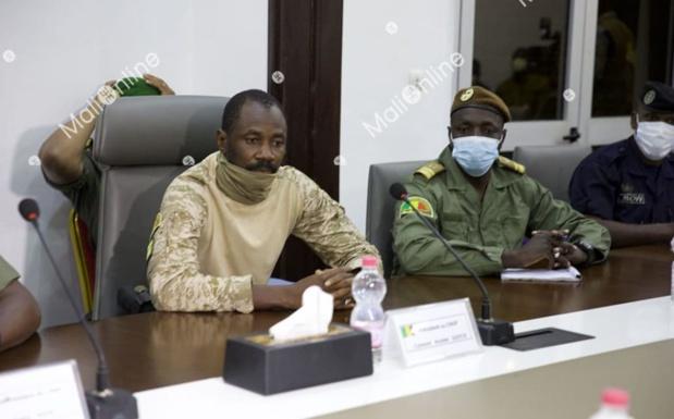 Mali : La Cedeao demande la nomination d'un président de la transition et d'un Premier ministre qui doivent être des civils
