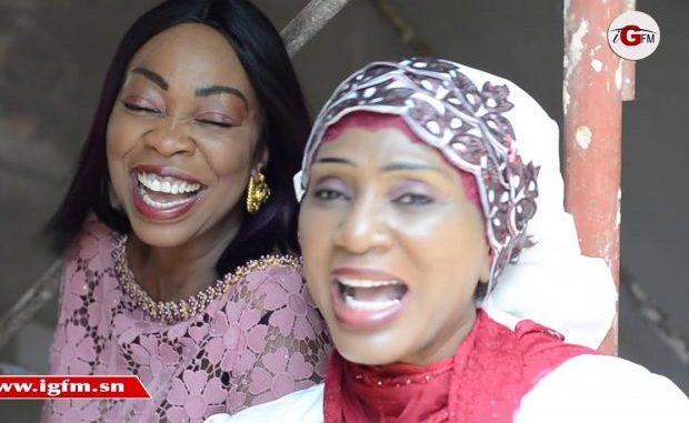 Atepa & Cie perdent la manche devant Aby Ndour sa soeur Ngoné Ndour Jubile