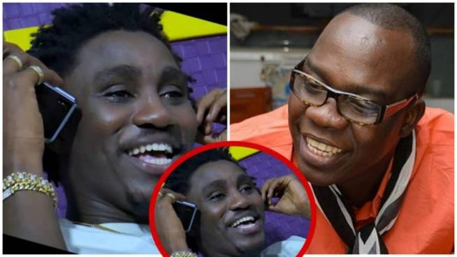 Wally Seck se defoule sur le son de Abdou Guité Seck: Ce gars est fou !!!
