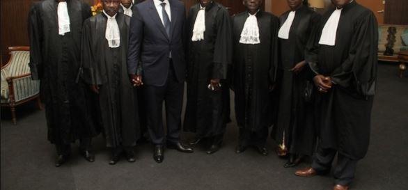 Sénégal : La longue liste des juges « décapités » par l'État