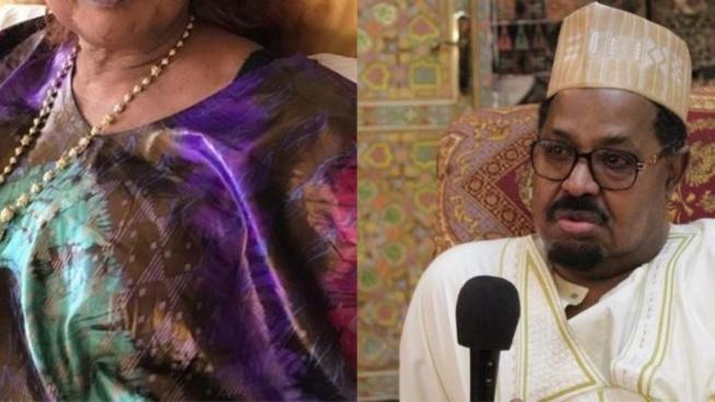 Léona Niasséne : Ahmed Khalifa Niass réagit après le rappel à Dieu de Adja Fatou Samb Niass