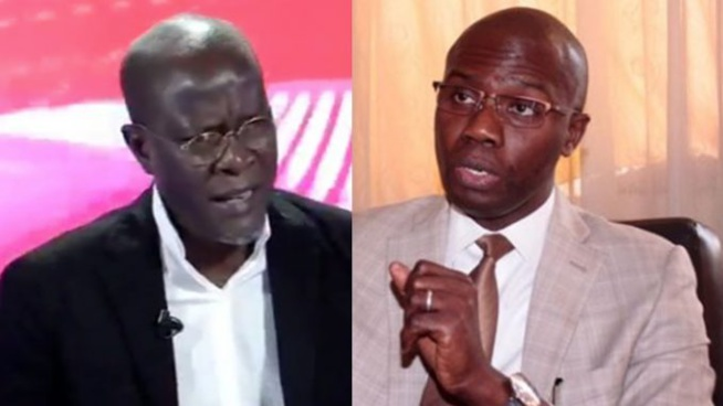 Sory Kaba tacle Yaxam Mbaye « Mofi done xass Macky Sall ,di waxx dynastie Faye-Sall… »