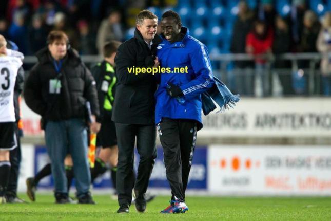 Pape Pathé Diouf le joueur du FC Copenhague s'exprime sur son mur Facebook
