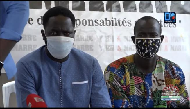 « Talatay Orange » ACT 2 : « Seule la mort nous empêchera de déposer nos lettres de protestation le mardi prochain » (Kilifeu, Y'en a marre)