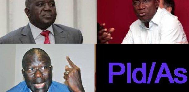 Oumar Sarr, Me Amadou Sall et Babacar Gaye créent le Parti des Libéraux et Démocrates